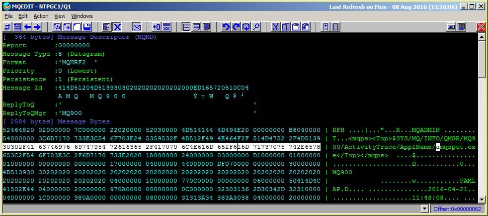 MQGem MQEdit | IBM MQ Live Parsing Editor